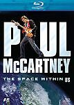 NEW Paul McCartney The Space Within Us Blu-Ray Live Concert Beatles Rare 2005