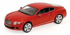 2011 BENTLEY CONTINENTAL GT in RED from Minichamps 100139922