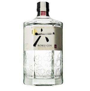 Roku The Japanese Craft Gin 43%Vol. 700ml