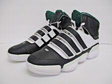 New! adidas TS Steel Black/Green Men's Size: 15