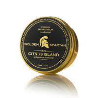 Beard Balm Citrus Island - The Golden Spartan
