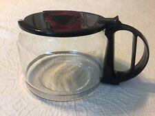 GEVALIA Connaiseur Home Concepts GM-510B Coffee Carafe Pot 10-Cup Black