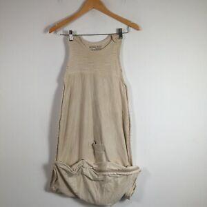 Merino Kids Go Go Duvet Winter Wool Sleeping Bag 2-4 years merino wool beige