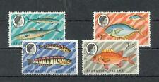 Fish Marine Life Ascension 130 - 33 (MNH)