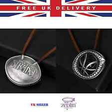 Silver Doctor Strange Dr Pendant Comic Book Movie Char Cosplay Eye of Agamotto