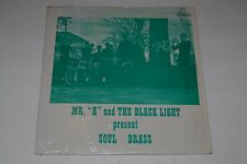 Mr. A and The Black Light Present Soul Brass~Private Label~FAST SHIPPING