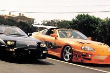 Fast Five Paul Walker Vin Diesel cars hot rod Toyota Supra 24X36 Poster