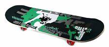 SKATEBOARD GRANDE CM 79 ANTISCIVOLO IN LEGNO SKATE IDEA REGALO