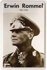 Blechschild 20x30 Erwin ROMMEL Deutsches Reich Weltkrieg Legende Wüstenfuchs