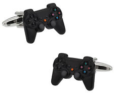 Video Game Controller Cufflinks Direct from Cuff-Daddy
