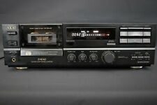 Akai GX-65 MKII Stereo cassette player , deck from squonk.co