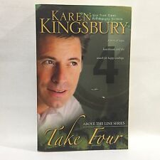 Above the Line: Take Four No. 4 by Karen Kingsbury Free Shipping