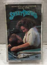 Sweet Dreams Soundtrack Sealed Cassette