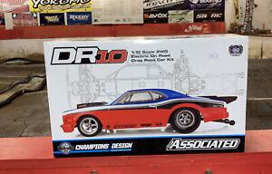 Team Associated 1/10 DR10 Drag Race Car Team Kit