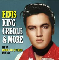 ELVIS KING CREOLE & MORE (20 New Mono-to-Stereo Mixes!)