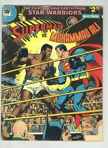 Superman vs. Muhammad Ali DC Treasury Edition #0 Whitman Edition GD 2.0 1978