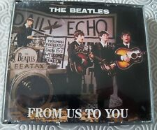 "BEATLES ""FROM US TO YOU"" RARE DOUBLE FAT CD BBC SESSIONS 1963 - 1965 SWINGIN PIG"