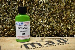 M.A.D Kawasaki Verde 601 Pittura Ritocco Kit 30ML Spazzola Chip Grattare Moto