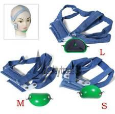 Dental Orthodontic High Pull Headgear With Rigid Chin Cap High Pull Strap