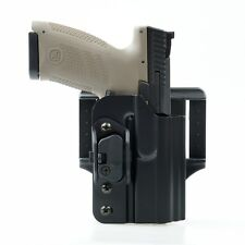 CZ Police CZ P-10 C Duty Holster w/ Automatic Safety Lock - Factory New - P10C