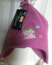 Cappelli rosa senza marca per bambine dai 2 ai 16 anni