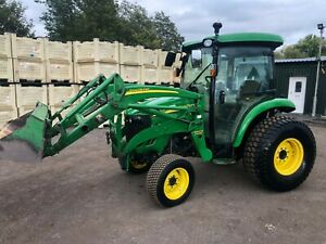 John Deere 4720 Compact Tractor and loader, Price includes VAT