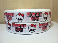 "MONSTER High 7/8 ""WIDE 1M è solo £ 0,99 NUOVO"