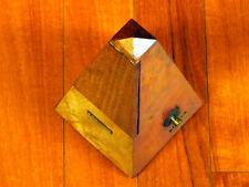 Seth Thomas Wood Case Wind-Up Metronome