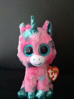 2020 NEW - Ty Beanie Boos - GUMBALL the Unicorn (6 Inch) Mint with Mint Tags