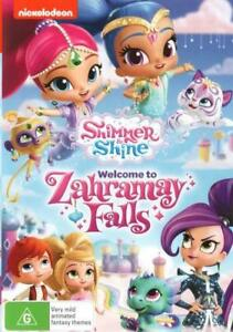 Shimmer & Shine: Welcome to Zahramay Falls = NEW DVD R4