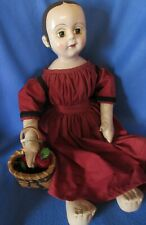 Izannah Walker Antique Reproduction Usps 1998 Stamp Doll