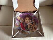 "Ozzy Osbourne Gartlan Usa Personally Ltd Ed 10 1/4"" Porcelain Plate # 69"