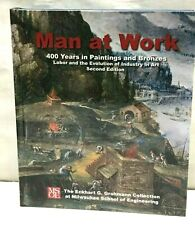 MAN AT WORK 400 Yrs Paintings Bronzes Art Grohmann Collection Engineering School