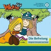 WICKIE UND DIE STARKEN MÄNNER - FOLGE 03: DIE BEFREIUNG  CD KINDERHÖRSPIEL NEU