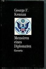 George F. Kennan - Memoiren eines Diplomaten