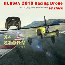 Hubsan H122D X4 STORM FPV Racing Drone Quadcopter 5.8G...