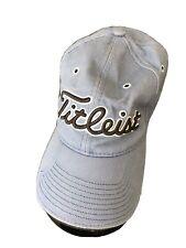 titleist golf cap Sky Blue Brand New