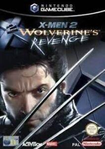 X-Men 2 Wolverine's Revenge - Nintendo Gamecube. *** Disc Only *** PAL