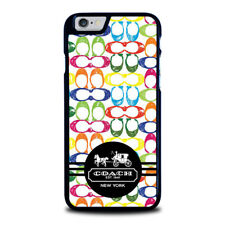 COACH RAINBOW For iPhone 5 5S 6 6S 6 Plus 7 8 8 X Xr Xs 11 Pro MAX Phone case