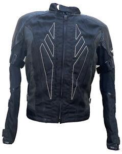 Hein Gericke Padded Motorcycle Jacket Size 42