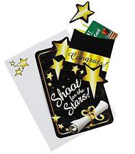 Set of 12 Graduation Congratulations Money Cash Gift Cards with Envelopes!