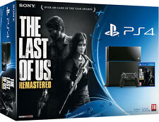 PlayStation 4 The Last of Us Bundle 500GB Console (Brand New)