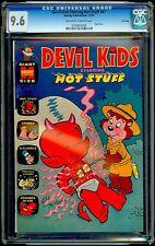 Devil Kids Starring Hot Stuff #47 Harvey CGC 9.6 Dec-70 – Roasting Marshmallows