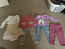 baby girl clothes 18-24 months lot