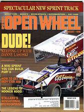 Open Wheel Magazine August 1996 Danny Lasoski Hooker Hood EX 012216jhe