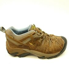 Keen Voyageur US 8.5 EU 39 Leather Athletic Support Hiking Trail Womens Shoes