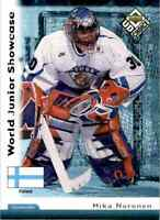 1998-99 Upper Deck UD Choice Choice Reserve Mika Noronen #278