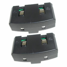 Two Battery Replacement for Sennheiser BA152 HDI302 IS150 IS300 IS380 Headphones