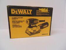 Dewalt DWE6411K 1/4 Sheet Palm Grip Sander kit