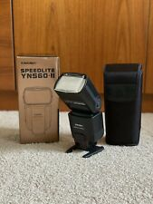 YongNuo Speedlite YN-560 II Shoe Mount DSLR Flash & Flash Triggers